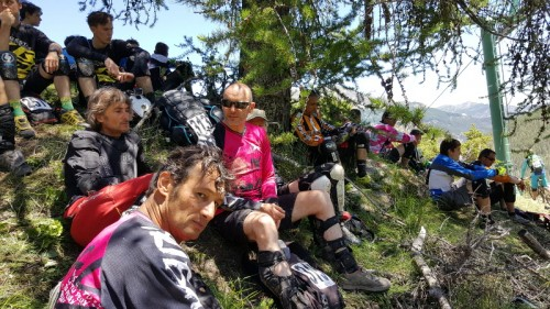 Tribe 10000 Val d'Allos 2016